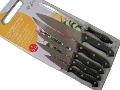 Messerset mit Brett