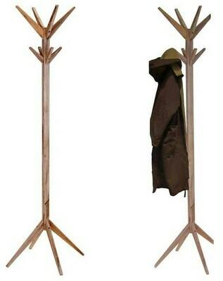 Garderobe aus Holz - 178cm
