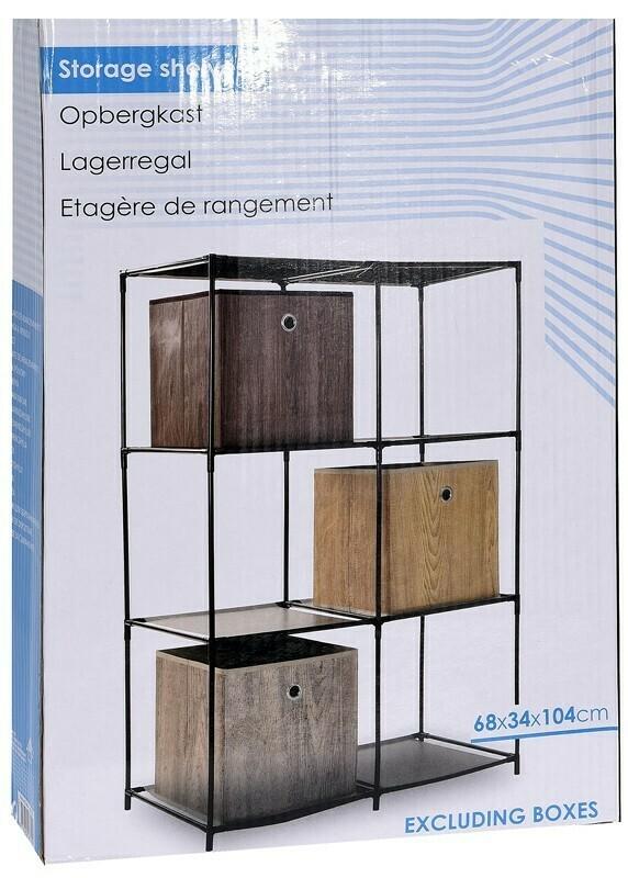 Lagerregal 104cm