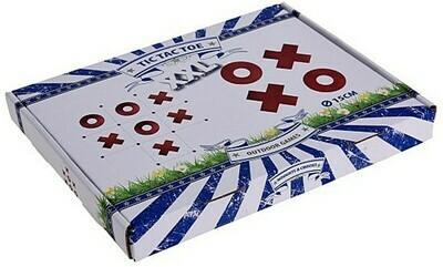 Tic Tac Toe OXO - Riesengrösse - Holz