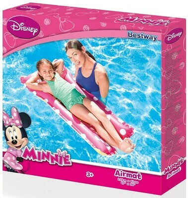 Bestway Disney Luftmatratze Minnie 119x61cm