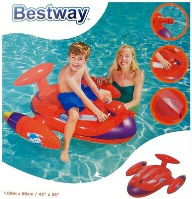 Bestway Space Splasher mit Düse