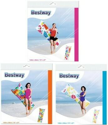 Bestway Luftmatraze multicolor 183x69cm