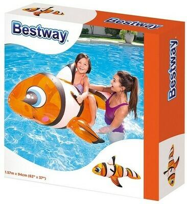Bestway Ride-on Clownfisch