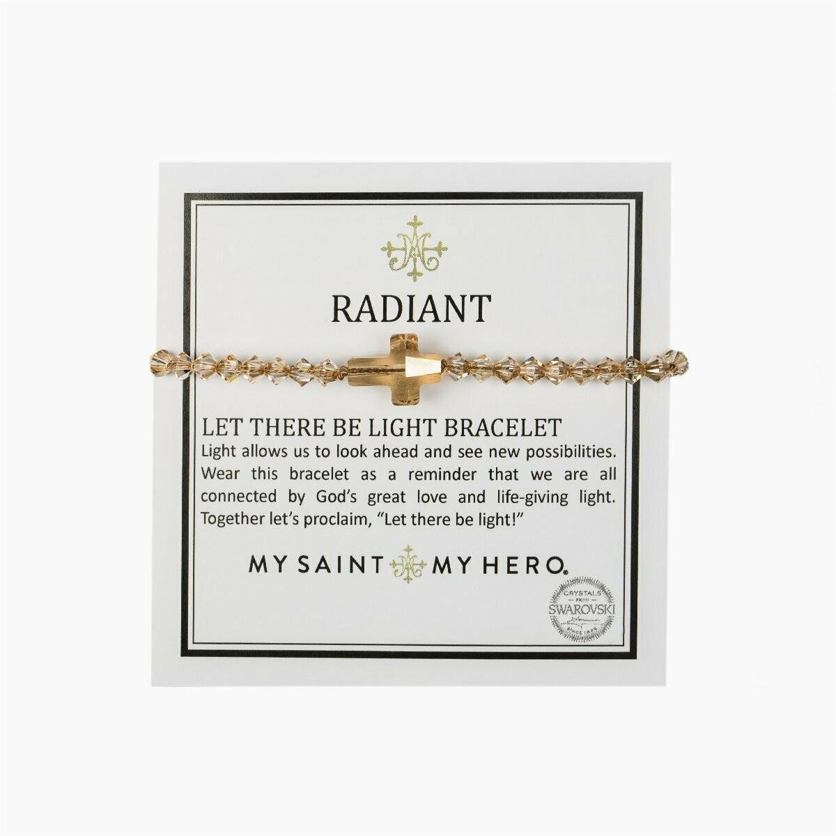 Radiant Let There Be Light Bracelet (Golden Shadow)