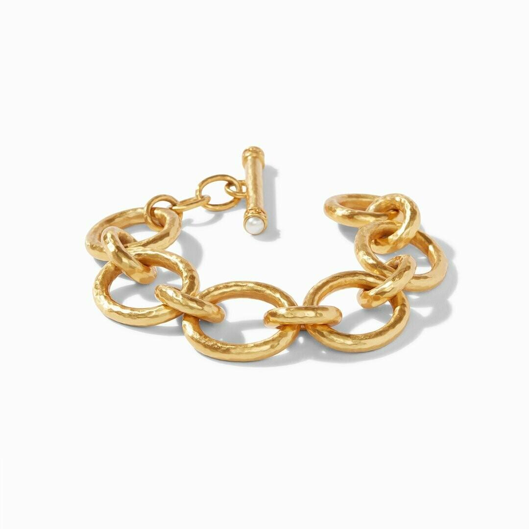 Julie Vos Catalina Large Link Bracelet