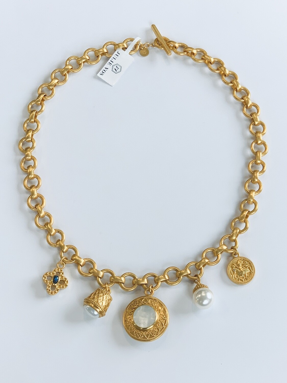 Julie Vos Carousel Necklace