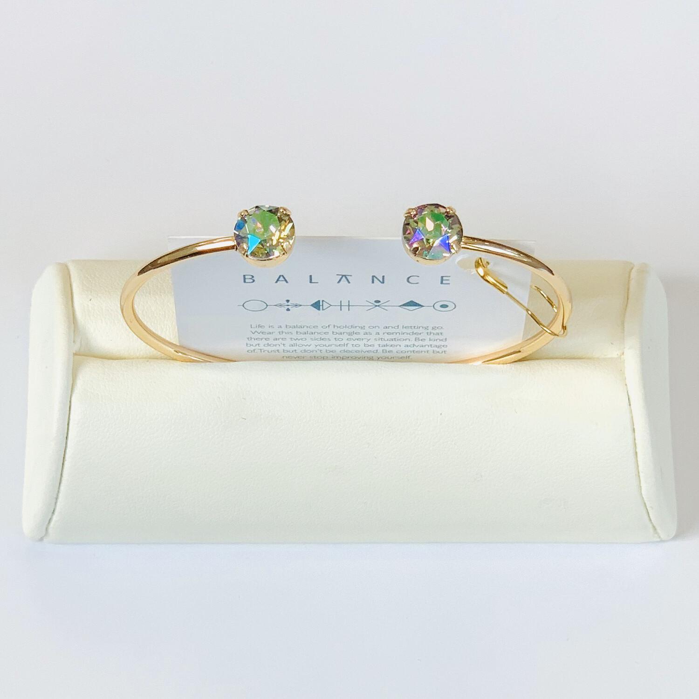 Balance Bracelet Gold/Paradise Shine
