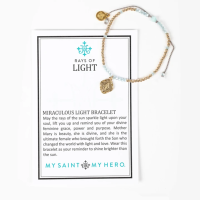 Rays of Light Bracelet (Gold)