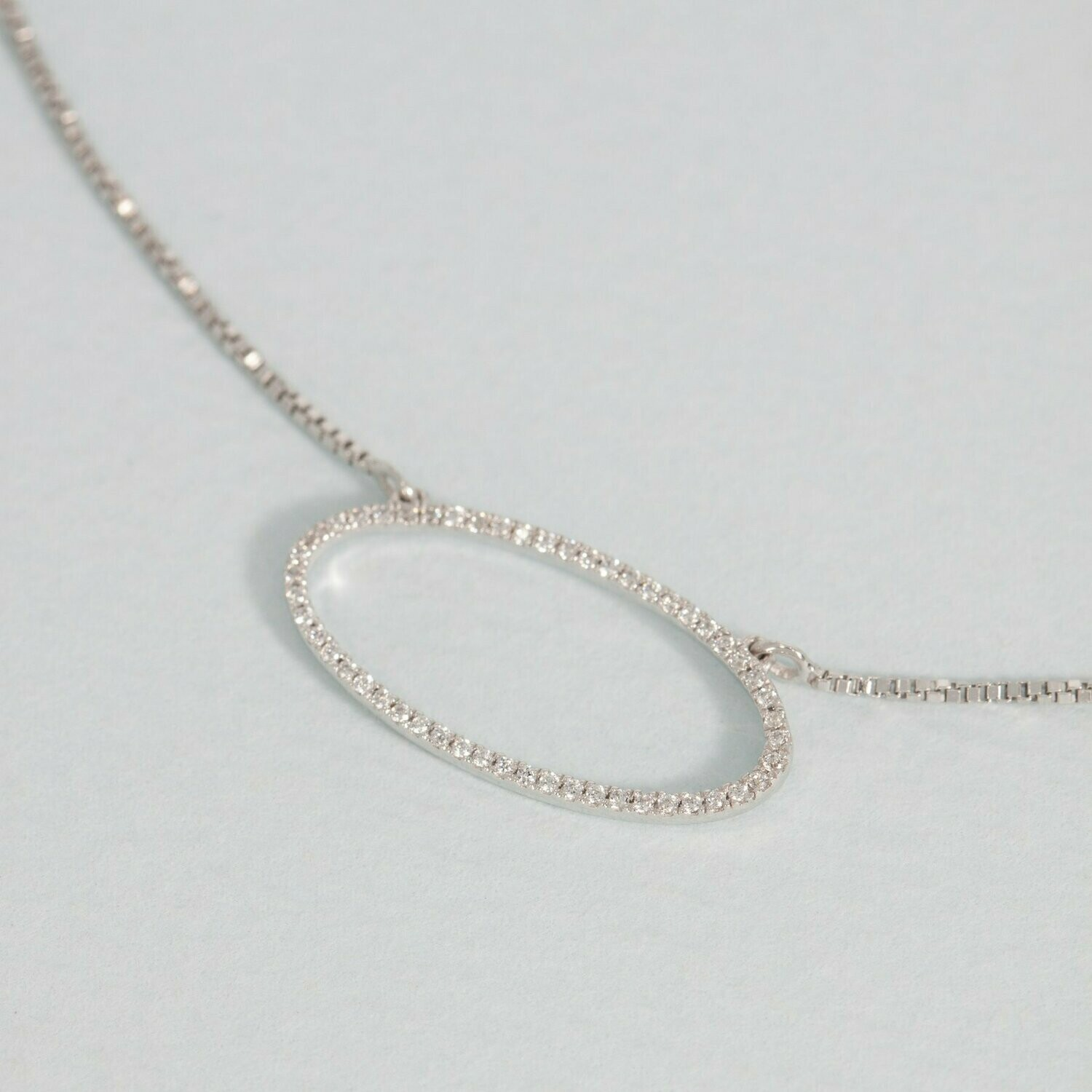 Ella Stein One With the Oval Necklace