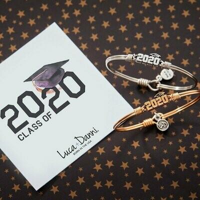 Luca + Danni 2020 Graduation Bracelet