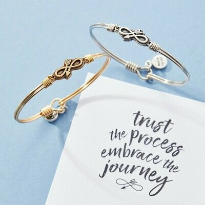 Luca + Danni Embrace the Journey Bracelet