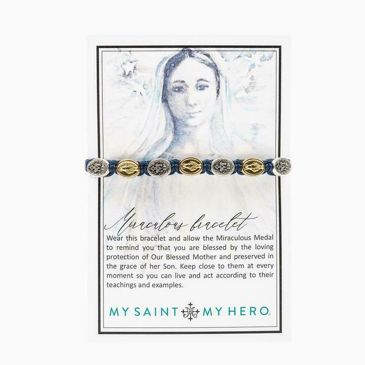 Miraculous Mary Blessing Bracelet