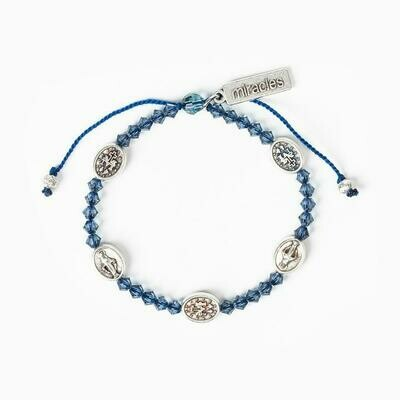 Stellar Blessings Miraculous Mary Blessing Bracelet