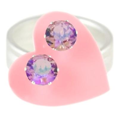 JoJo Loves You Light Pink AB Mini Blings