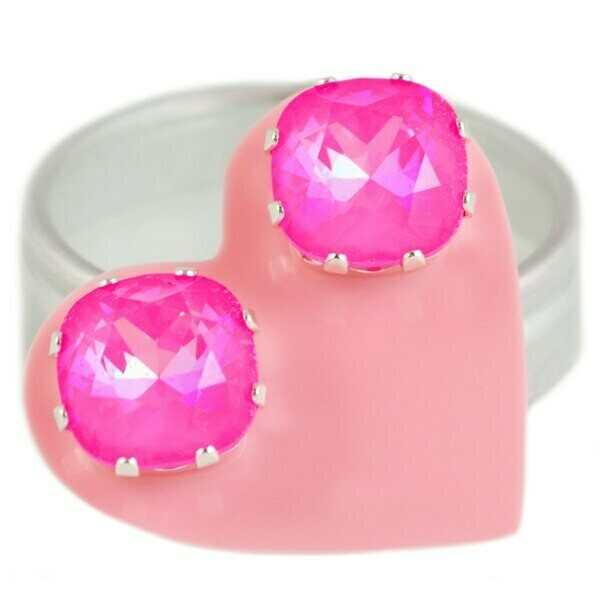 JoJo Loves You Neon Pink Mega Cushion Blings