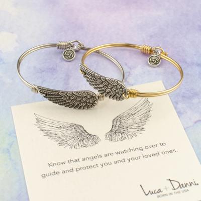 Luca + Danni Angel Wing Bracelet