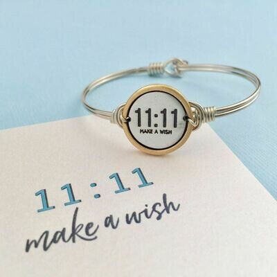 Luca + Danni 11:11 Make a Wish Bracelet