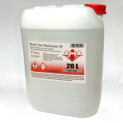 Multi Gel Remover® 20.000 ml Canister