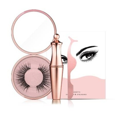 Reusable Magnetic Eyelash Set