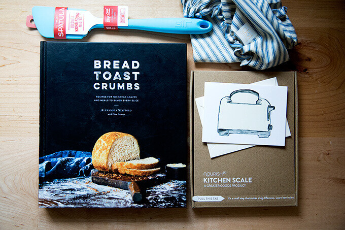 Peasant Bread Kit