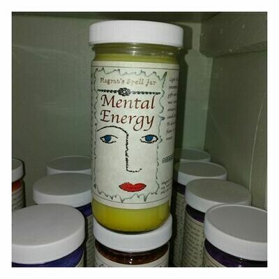 Mental Energy, Magrat Spell Jar, Regular