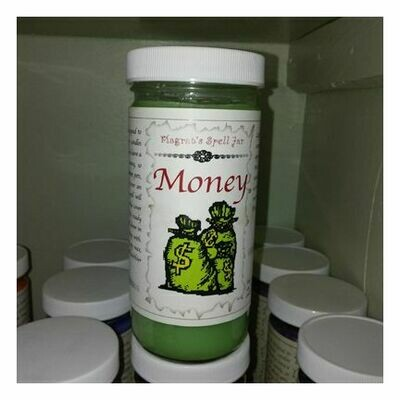 Money, Magrat Spell Jar, Regular
