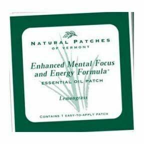 Enhanced Mental Focus & Energy - NP