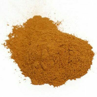 Cinnamon, ground organic   2940