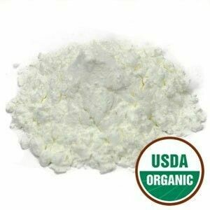 Cornstarch, Organic