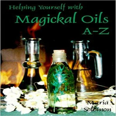 Helping Yourself with Magical Oils A to Z