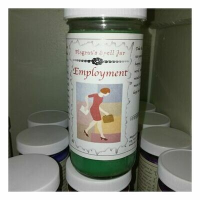 Employment, Magrat Spell Jar, Retail