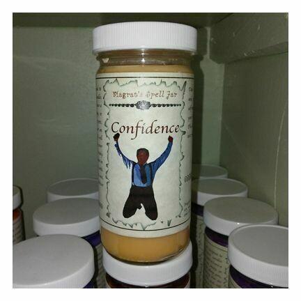 Confidence, Magrat Spell Jar, Retail