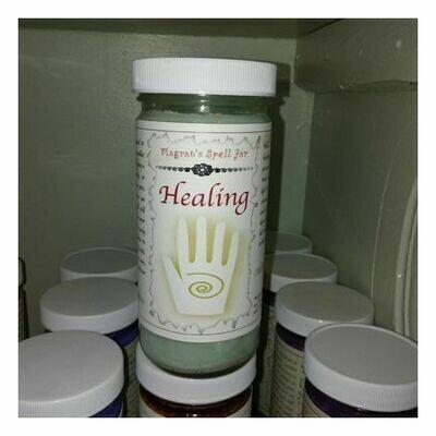 Healing, Magrat Spell Jar, Retail