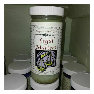 Legal Matters, Magrat Spell Jar, Retail