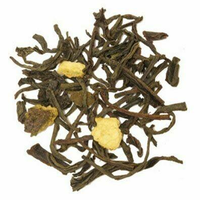 Tangerine Flavored White Tea 2870