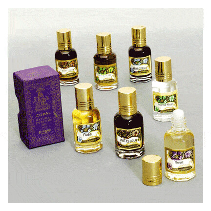 Rose Song Of India Perfume