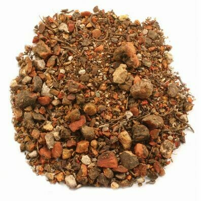 Bloodroot Root (cut & sifted)