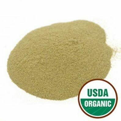 Buchu Leaves (cut & sifted) Powder