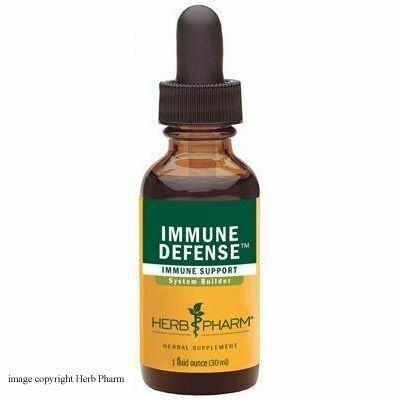 Daily Immune Builder (formally Immune Defense)