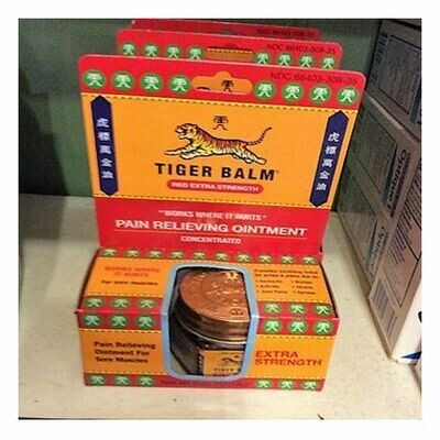 Muscle Rub Tiger Balm