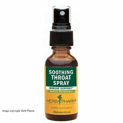 Soothing Throat Spray