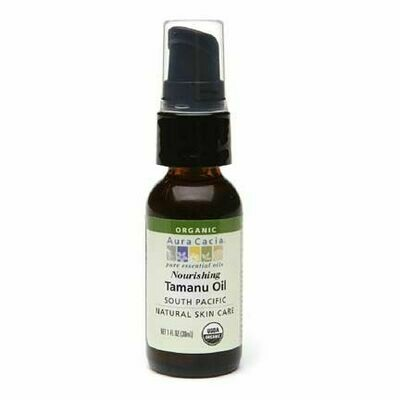 Tamanu Skin Care Oil, Organic 1 fl. oz.