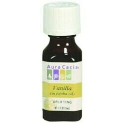Vanilla (in jojoba oil) 0.5 fl. oz.