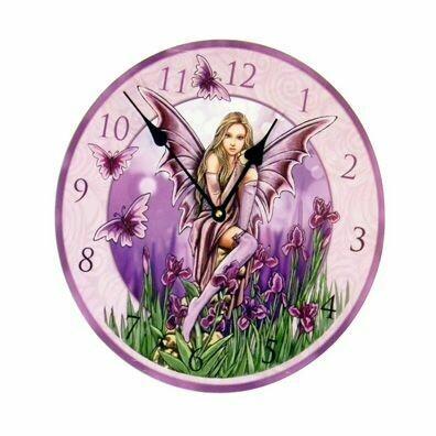 Clock, LP Purple Fairy