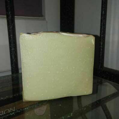 Clean Cotton Goat's Milk  Soap