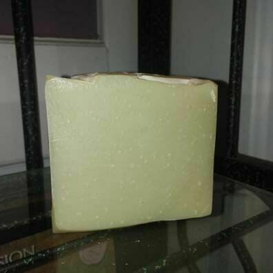 Clean Cotton Goat's Milk  Soap