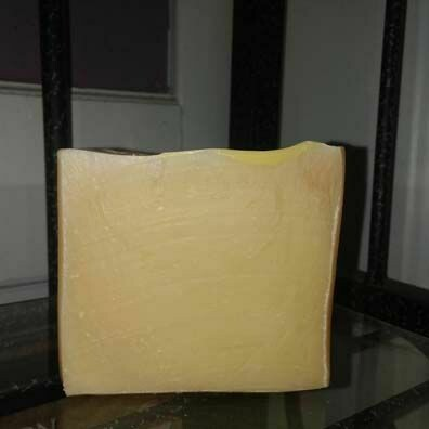 Lemon Goat's Milk Soap