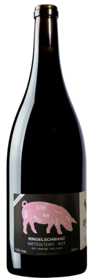 Box à 3 Fl.   2017 RINGELSCHWANZ, Pinot Noir, 150 cl