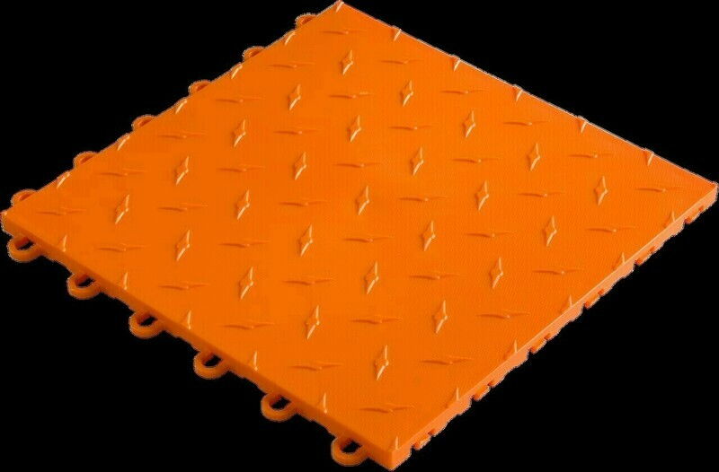 Speedway Tile Orange 10 Pack